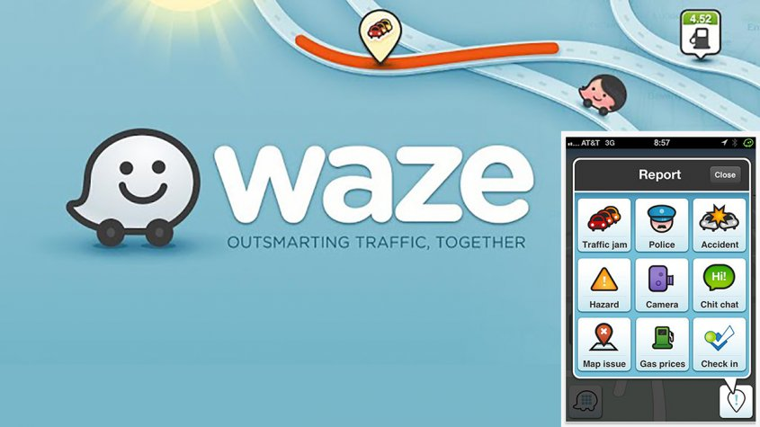 waze app gps download pc iphone android